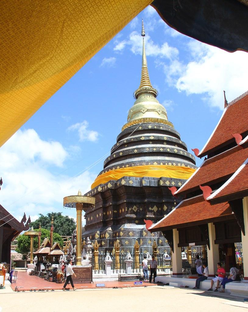 Wat Prathat Lampang Luang, 13/07/2013