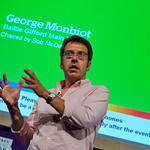 George Monbiot | Guardian columnist George Monbiot spoke about his latest book Feral.