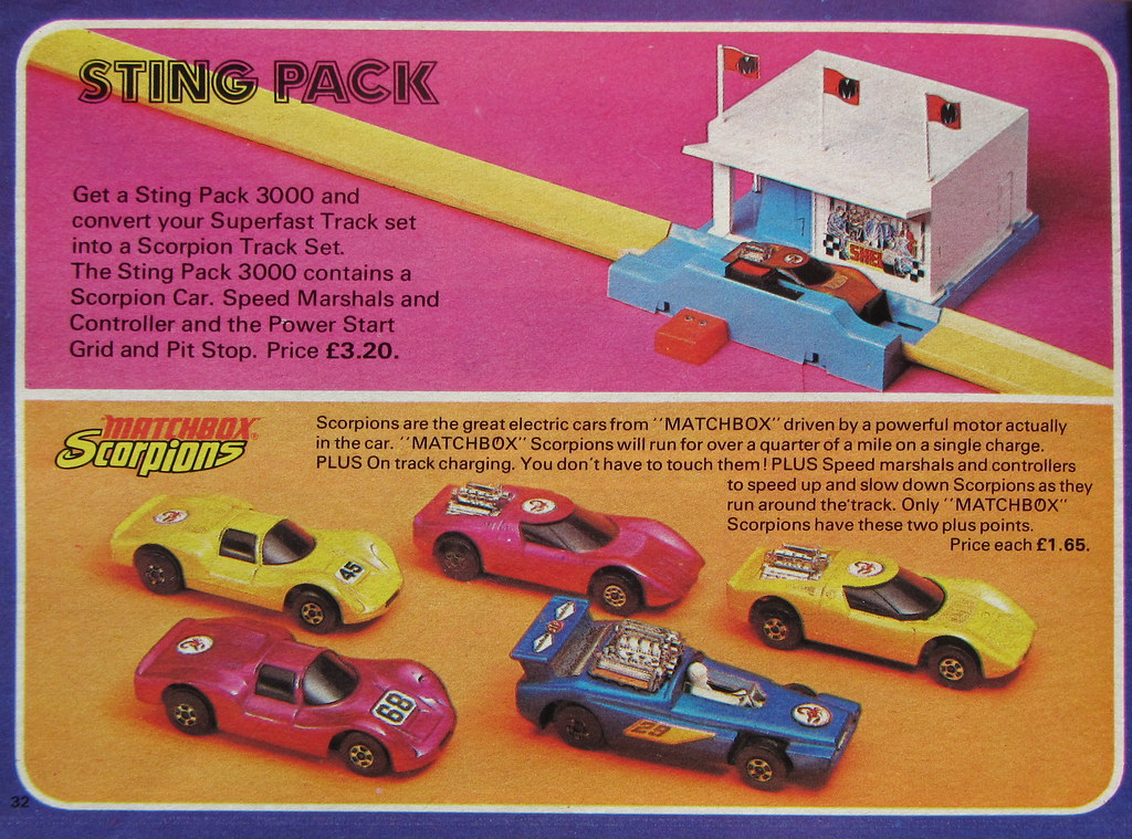 A Picture Of A Page From My Matchbox Toys Collectors Catal… | Flickr