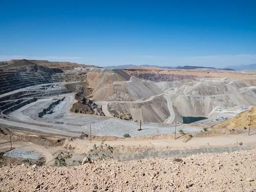 arizona usa industry america landscape mine tucson unitedstatesofamerica pima copper northamerica asarco pimacounty asarcomissionmine
