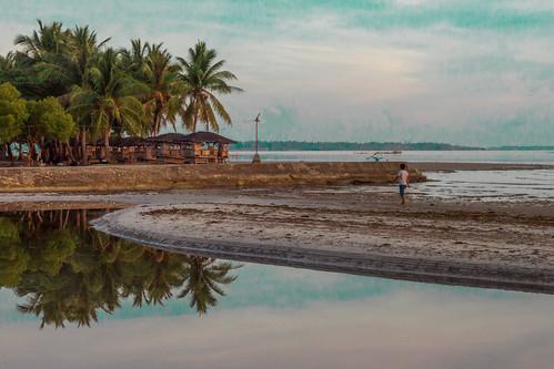 beach philippines pangasinan