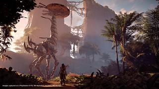 Horizon Zero Dawn, PS4 Pro | by PlayStation.Blog