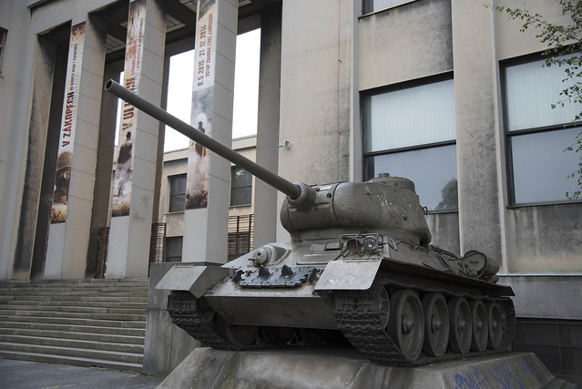 Army Museum Prague