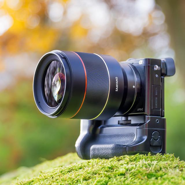 SONY ⍺6000 & Samyang FE 50mm ƒ/1.4 AF
