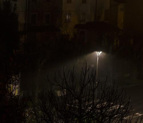 Notte di nebbia