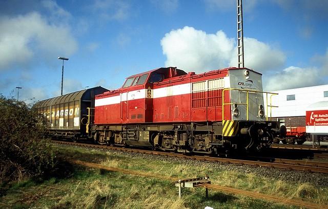 LEW 12939  /  CFL 04  Niebüll  04.04.07