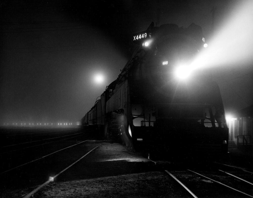 In the Fog, 1976