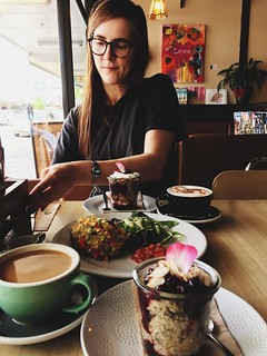Lunch at Ritual Cafe in Blenheim | by lady3jenn