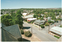 St George's view, 2001