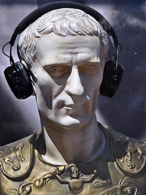 Caesar's 'Phones