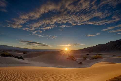 Mesquite Sand Dunes, Death Valley National Park, California | by Desires Photo