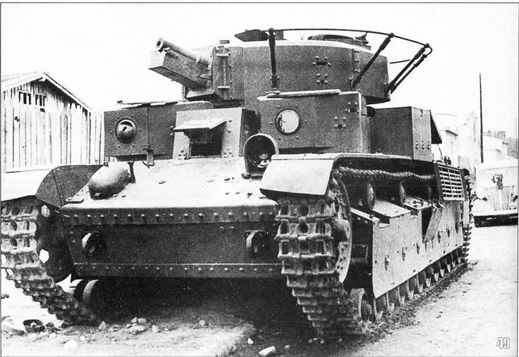 T 28 tank