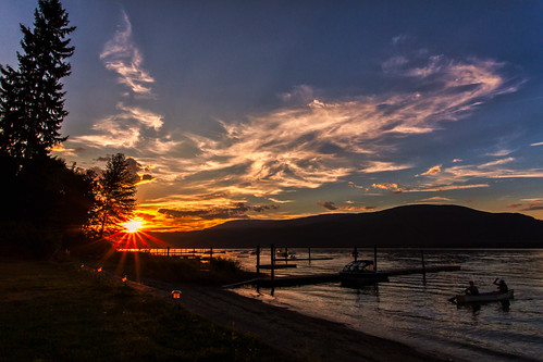 sunset summer lake canon landscape bc britishcolumbia july shuswap canon1740f4 2013