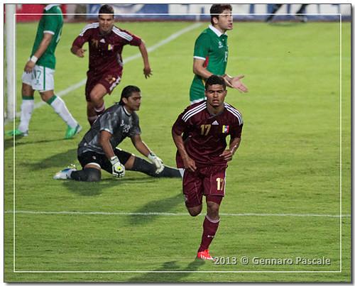 Amistoso Venezuela Bolivia