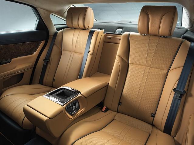 2014 Model Year Jaguar XJ