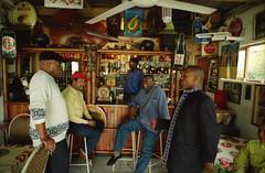 Dumas Falling Leaves Shebeen Gugulethu Cape Flats May 1998 006 Thembile Nhokwana alias Gus alias Duma