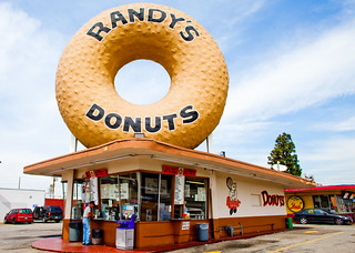 Randy's Donuts, Plate 9 | by Thomas Hawk