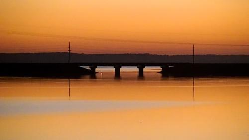 nikkor100300mmf56ais bridge sonya7s sunset sony0mmf00
