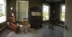 Tindall house parlor