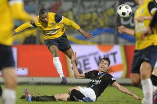 Eredivisie speelronde 23; RKC vs Vitesse
