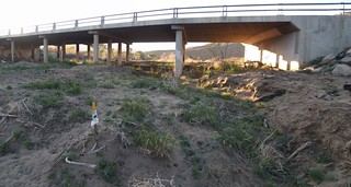 563 PCT San Felipe Hills - water cache at Scissors Crossing under the Route 78 Bridge | by _JFR_