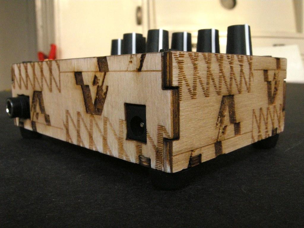 texture glassa box plywood 3mm laser cut | LepLoop | Flickr