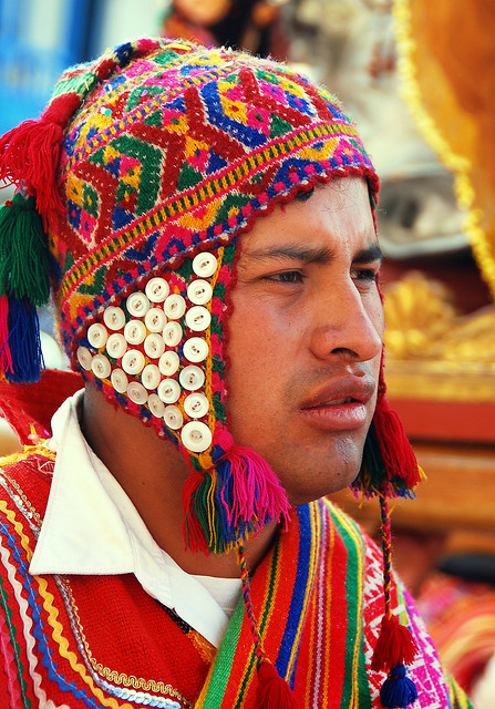 Dressed for the Occasion in Peru