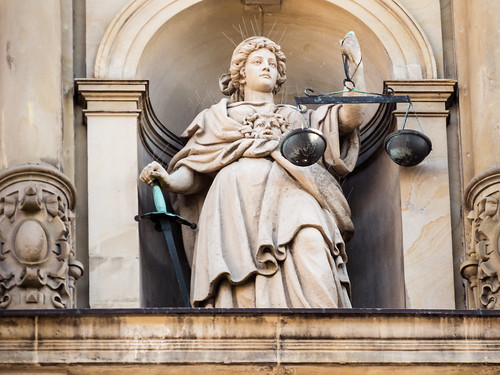 Justitia | by Markus Daams