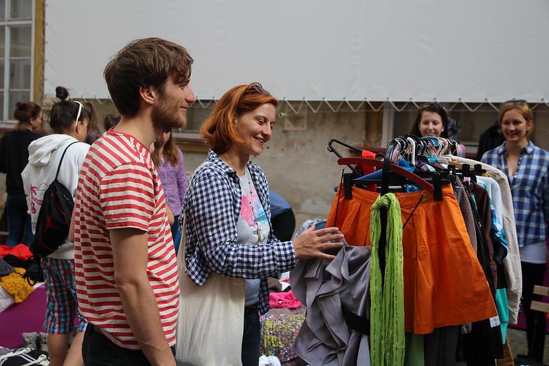 FLÉDA BLEŠÁK V MORGALU \ 17. 5. 2015