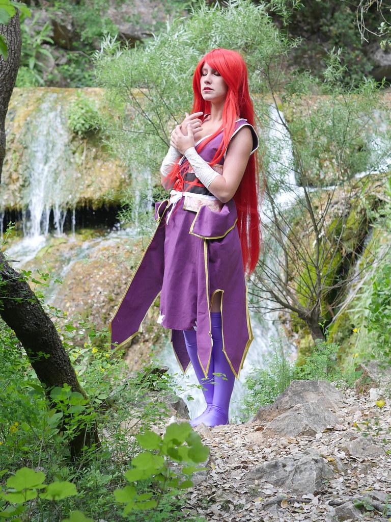 related image - Shooting Erza Scarlet - Robe de Yuen - Fairy Tail - Montferrat - 2015-05-15- P1080644