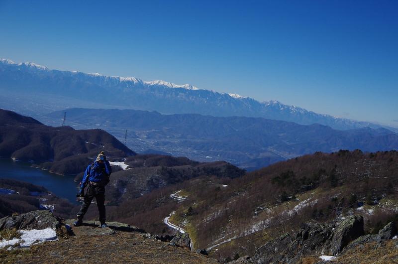 大菩薩嶺からの眺め