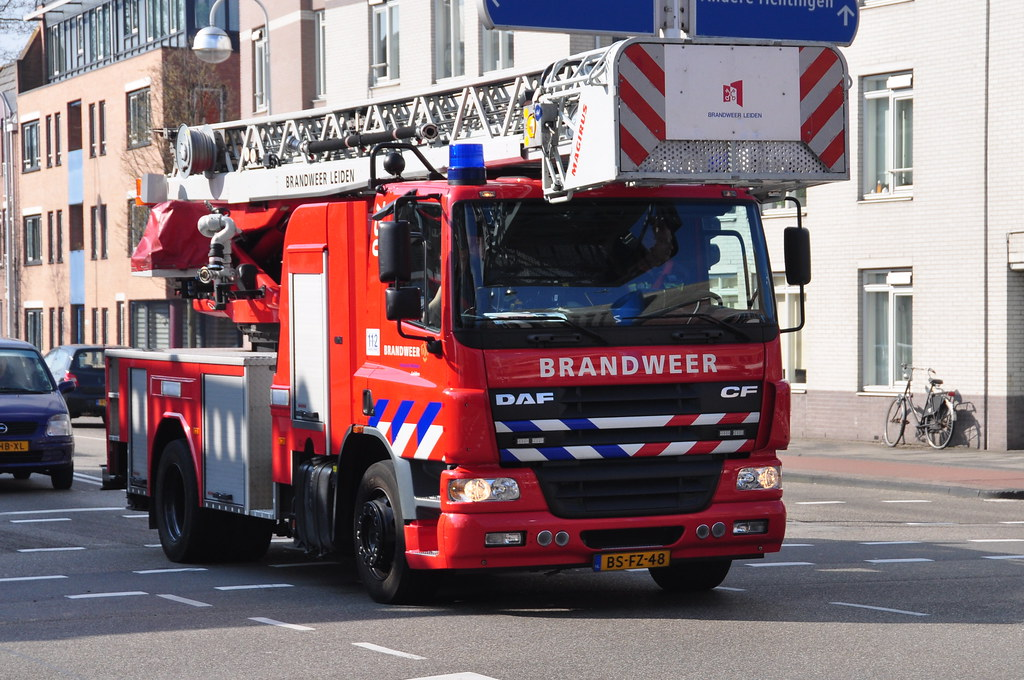 2006 DAF CF 75 Fire Engine | Michiel2005 | Flickr