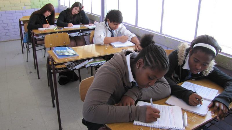 Liceo Intercultural Alcalde Jorge Indo, Quilicura, Chile