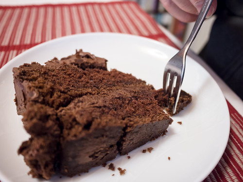 Chocolate fudge cake | by James E. Petts