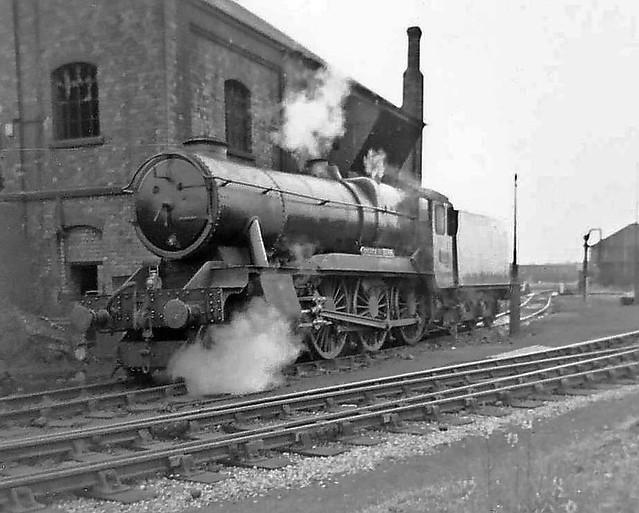 1016, Stafford Road, August 1963