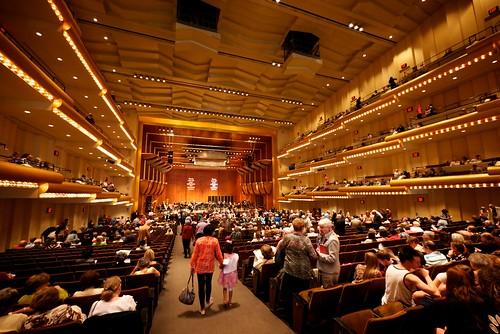 New York Philharmonic at Avery Fisher Hall | by Jun Seita