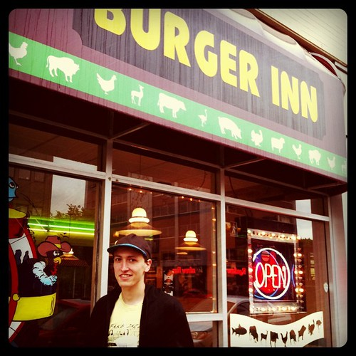 BURGER INN 2012 | by michellette