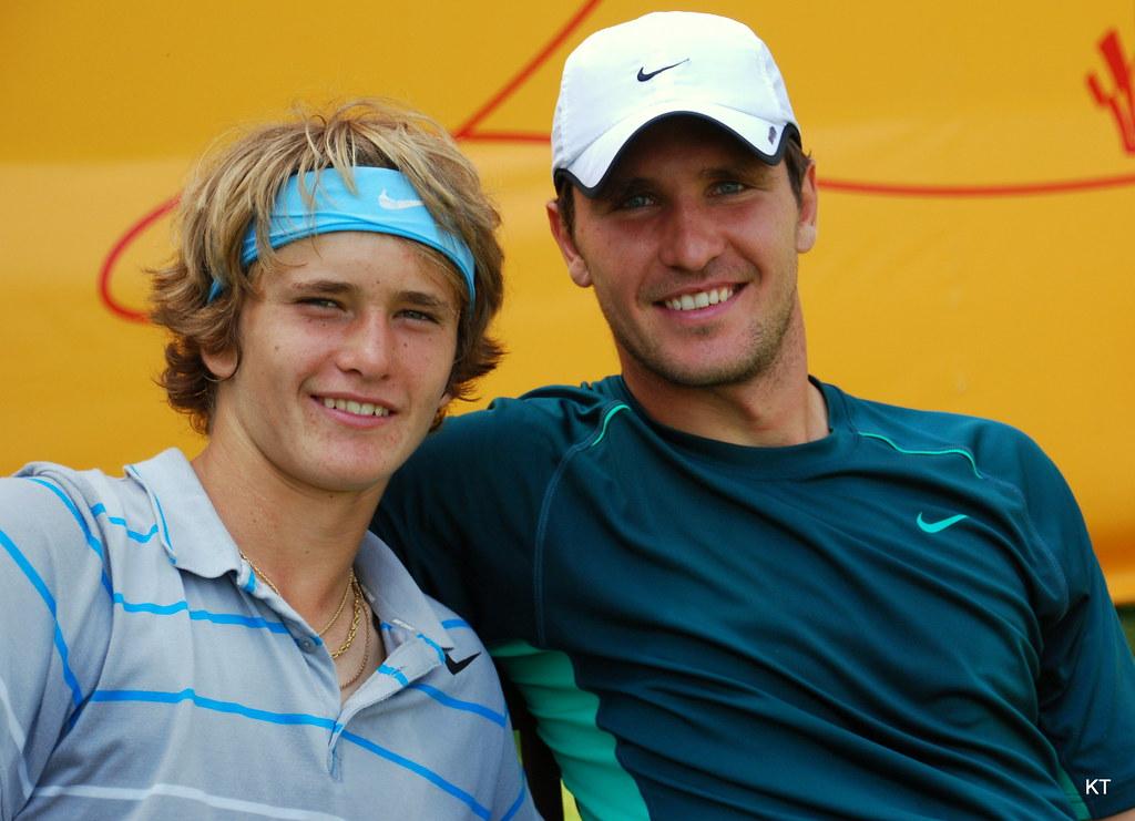 Sascha & Mischa Zverev