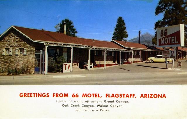 66 Motel Flagstaff AZ