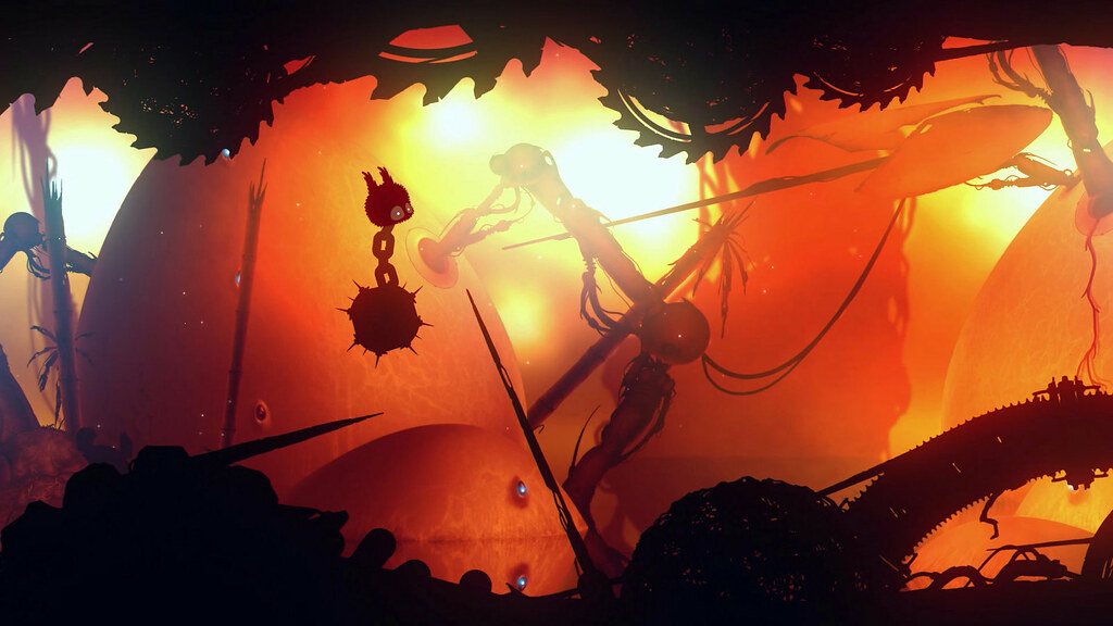 Android Games Badland