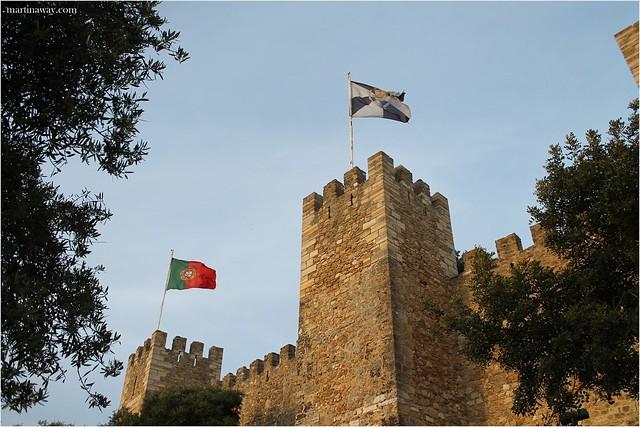 Curiosità su Lisbona: Castello di São Jorge