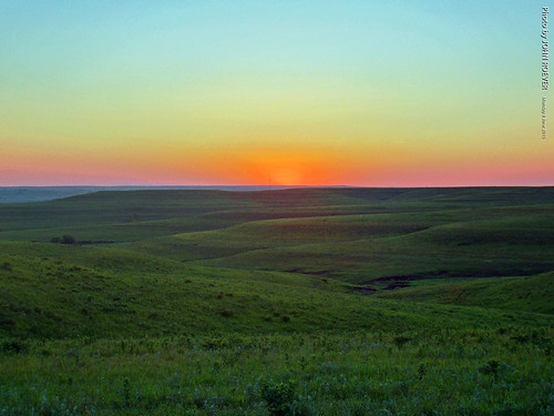 sunset june evening hills kansas prairie rollinghills flinthills aftersunset tallgrassprairie 2015 wabaunseecounty sunsetroad june2015