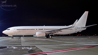 OM-HEX AirExplore Boeing 737-81Q(WL) | by airliners.sk, o.z.