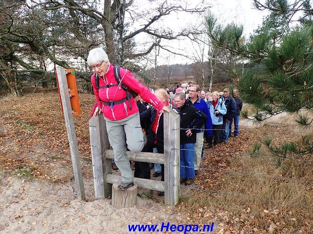 2016-11-30       Lange-Duinen    Tocht 25 Km   (134)