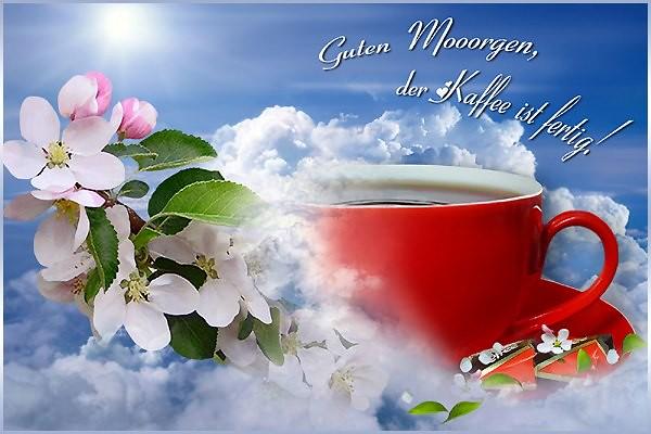 Guten Morgen Kaffee Ist Fertig Alle Bilder Auch Als App Zu