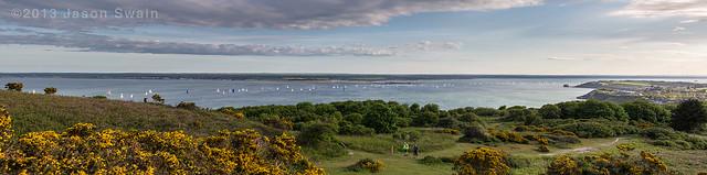 RTIR - West Wight Solent Panorama
