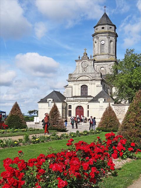 L'Abbatiale de Saint-Florent-le-Vieil