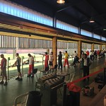 50m Free Pistol training