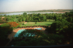 Bamako Mali April 1995 169 River Niger
