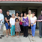2013-06-17 Wendy's Salon Ribbon Cutting